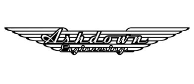 Ashdown Logo Black